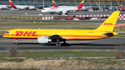 D-ALEV - Boeing 757-28A(PCF) - DHL (European Air Transport)