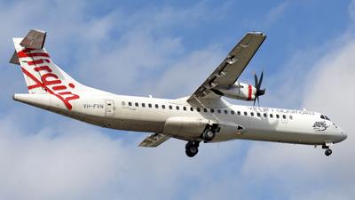A picture of VHFVN - ATR 72600 - Virgin Australia - © Juan Contreras