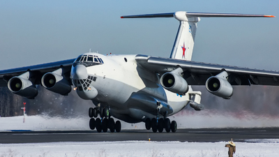 RF-94283 - Ilyushin IL-78M Midas - Russia - Air Force