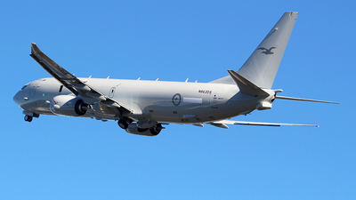 N862DS - Boeing P-8A Poseidon - Australia - Royal Australian Air Force (RAAF)