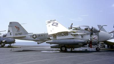 151787 - Grumman KA-6D Intruder - United States - US Navy (USN)