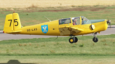 SE-LAS - Saab 91B Safir - Private