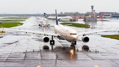 HZ-AQG - Airbus A330-343 - Saudi Arabian Airlines