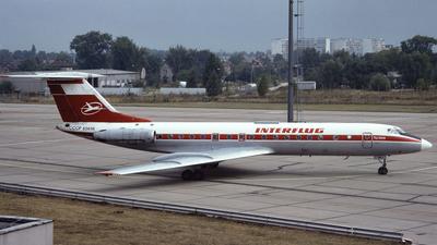 CCCP-65618 - Tupolev Tu-134A - Interflug