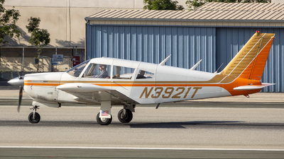 N3921T - Piper PA-28R-180 Cherokee Arrow - Private