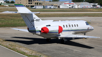 UR-PRT - Raytheon Hawker 800XP - Windrose Airlines