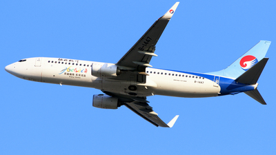 B-1447 - Boeing 737-8LW - Hebei Airlines