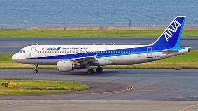 JA8947 - Airbus A320-211 - All Nippon Airways (ANA)