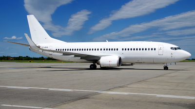 LZ-BVS - Boeing 737-3H4 - Bul Air