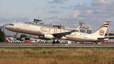 A6-AEC - Airbus A321-231 - Etihad Airways