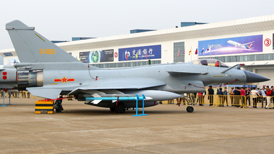 61168 - Chengdu J10B - China - Air Force