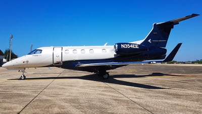 N354EE - Embraer 505 Phenom 300E - Private