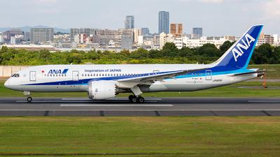 JA803A - Boeing 787-8 Dreamliner - All Nippon Airways (Air Japan)