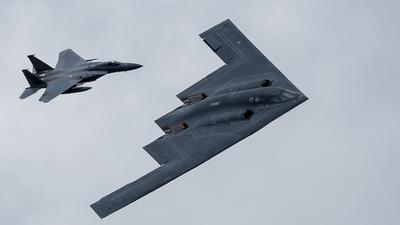 93-1087 - Northrop B-2A Spirit - United States - US Air Force (USAF)