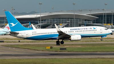 B-5752 - Boeing 737-85C - Xiamen Airlines