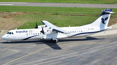 EP-ITM - ATR 72-212A(600) - Iran Air