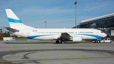 UR-CQY - Boeing 737-4Q8 - Jonika