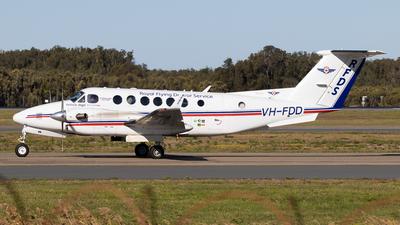 VH-FDD - Beechcraft B300C King Air 350C - Royal Flying Doctor Service of Australia (Queensland Section)
