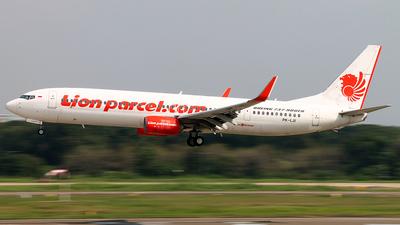 PK-LJI - Boeing 737-9GPER - Lion Air