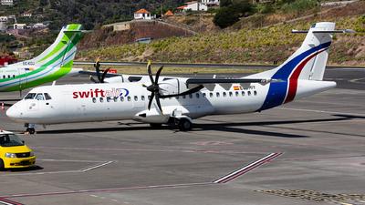 EC-MIY - ATR 72-212A(500)(F) - Swiftair