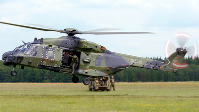 78-27 - NH Industries NH-90TTH - Germany - Army