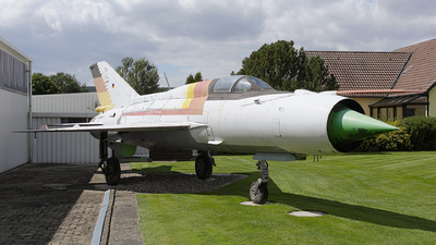 22-31 - Mikoyan-Gurevich MiG-21SPS Fishbed F - Germany - Air Force