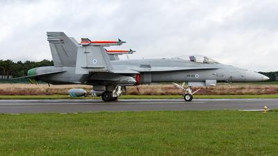 HN-416 - McDonnell Douglas F-18C Hornet - Finland - Air Force