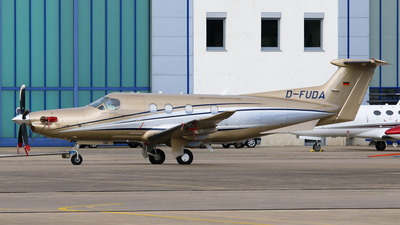 D-FUDA - Pilatus PC-12/47E - Private