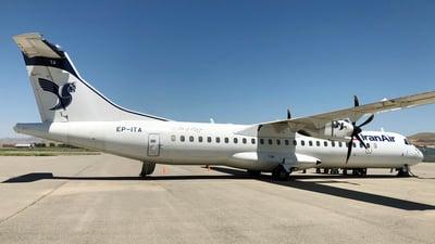 EP-ITA - ATR 72-212A(600) - Iran Air