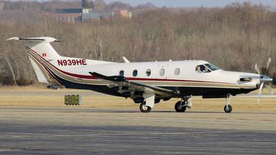 N939HE - Pilatus PC-12/47 - Private