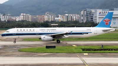 B-6979 - Airbus A321-231 - China Southern Airlines