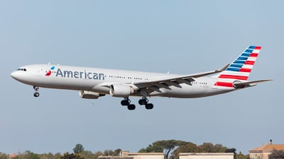 N275AY - Airbus A330-323 - American Airlines