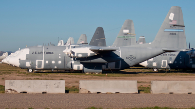 62-1808 - Lockheed C-130E Hercules - United States - US Air Force (USAF)
