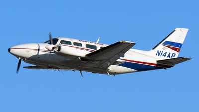 A picture of N14AP - Piper PA31350 - [317752060] - © Petr Polak