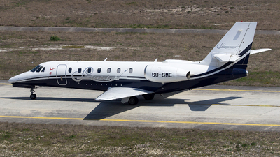 SU-SME - Cessna 680 Citation Sovereign - Smart Aviation