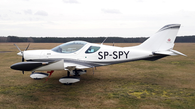 SP-SPY - Czech Sport Aircraft PS-28 Cruiser - Private