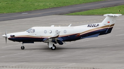 N22LP - Pilatus PC-12/45 - Private
