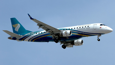A picture of A4OED - Embraer E175AR - Oman Air - © M. Azizul Islam