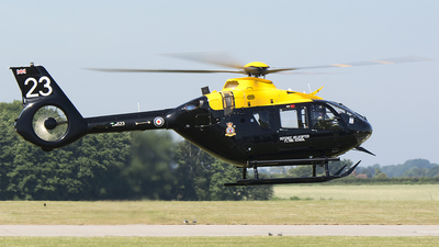 ZM523 - Airbus Helicopters H135M Juno HT.1 - United Kingdom - Defence Helicopter Flying School