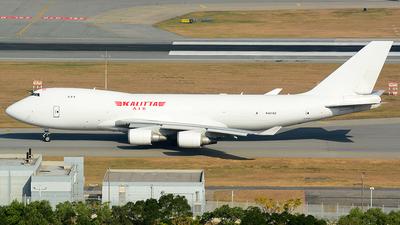 N401KZ - Boeing 747-481F(SCD) - Kalitta Air