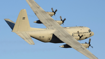 TC-70 - Lockheed KC-130H Hercules - Argentina - Air Force