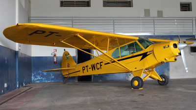 PT-WCF - Piper PA-18-150 Super Cub - Private
