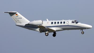 D-IHUB - Cessna 525A CitationJet 2 Plus - Sylt Air