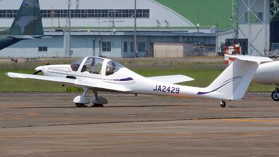 JA2429 - Grob G109B - Private