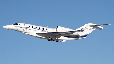 C-GTCI - Cessna 750 Citation X - Execaire