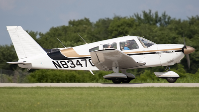 N8347C - Piper PA-28-181 Cherokee Archer II - Private