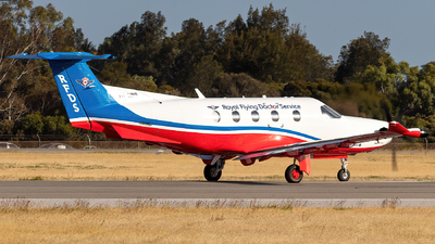 VH-LWO - Pilatus PC-12/47E - Royal Flying Doctor Service of Australia (Western Operations)