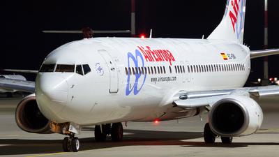 EC-ISN - Boeing 737-86Q - Air Europa