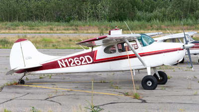 N1262D - Cessna 170A - Private
