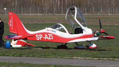 A picture of SPAZI - Evektor SportStar RTC - [20151721] - © RAFAL KUKOWSKI